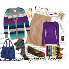 Amy Farrah Fowler's wardrobe... Yes please(: