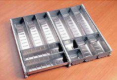 Tandem box Drawer Cutlery, Tandem box for Drawer Cutlery - Modern Kitchen, Modular Kitchen - Signet Kitchen, Nashik