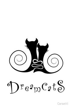 Casseminia - dreamcats with text