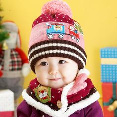 Help your little one stay cosy and warm during the winter with this extremely cute and warm #hat. Come and pick one for him or her!