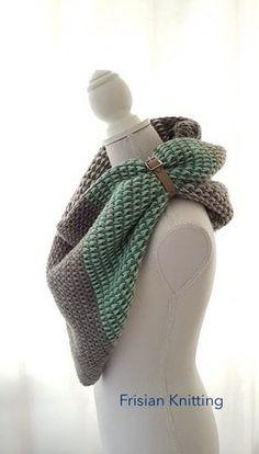 Crochet scarf // Tunisian crochet // Bobbel - Knitting for Beginners Tunisian Crochet, Crochet Stitches, Crochet Patterns, Free Crochet, Beginner Knitting Projects, Knitting For Beginners, Ribbon Yarn, Learn How To Knit, Straight Stitch