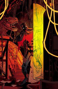 TIM DRAKE Headed Toward a Surprise In BATMAN BEYOND #3 | Newsarama.com