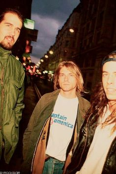 Nirvana - one of the best bands of all time!