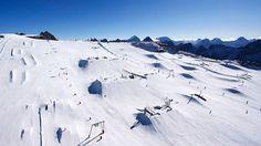 Les Deux Alpes Park, France