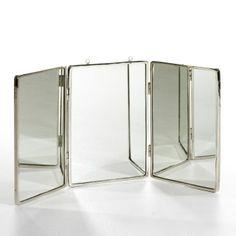 Miroir Barbier, Am.Pm Je trouve que ce serait bien dans l'esprit avec les carreaux de ciment...