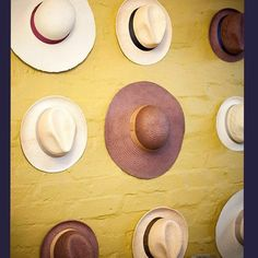 Summer is all about made in Cape Town Kultura, Cape Town, Panama Hat, Hats, Interior, Summer, Shopping, Summer Time, Hat