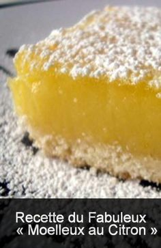 You think I'm kidding? You will never, ever, buy the ready-to-make box of pseudo-lemon bars again. This one is The BEST Freaking Lemon Bars on Earth!Ingredients cups all purpose cups powdered cups of butter sticks) melted completleyWhile that's baking, m Lemon Desserts, Easy Desserts, Dessert Recipes, Ground Beef Stroganoff, Cookie Recipes For Kids, Crab Recipes, Lemon Recipes, Healthy Recipes, Cookie Cutter Set
