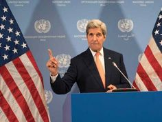 US to pay Iran $1.7 bn in debt and interest: Kerry - The Express Tribune