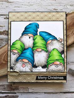 Christmas Gnome, Christmas Art, Christmas Decorations, Christmas Ornaments, Gnome Paint, Elves And Fairies, Scandinavian Gnomes, Christmas Paintings, Christmas Images