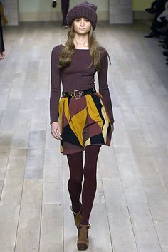 Emilio Pucci - Fall 2007 Ready-to-Wear