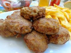 Low Sodium Recipes, Meat Recipes, Cooking Recipes, Greek Appetizers, Appetizer Recipes, Different Recipes, Other Recipes, Food Network Recipes, Appetizers