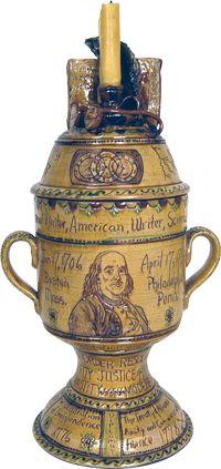 Benjamin Franklin Story Pot