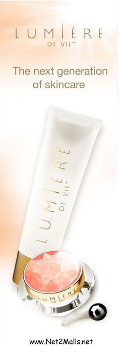 Lumière de Vie is the next generation of skin care, designed to promote the natural healing process of all skin types.