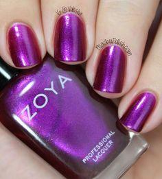 """Zoya """"Mason"""" Zoya Collection, Happy Nails, Zoya Nail Polish, Manicure At Home, Crystal Meanings, Cute Nail Designs, Nail File, Cute Nails, Hair And Nails"""