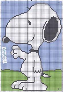 Beaded Cross Stitch, Cross Stitch Kits, Cross Stitch Designs, Cross Stitch Embroidery, Cross Stitch Patterns, Snoopy, Crochet Chart, Crochet Patterns, Rainbow Loom Bands