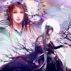 beautiful anime | 35 Beautiful Anime Manga Style Art and Illustrations
