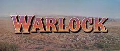 Warlock (1959) Edward Dmytryk, Anthony Quinn ., Wallace Ford, DeForest Kelley, Dorothy Malone, Richard Widmark, Henry Fonda, Vaughn Taylor,