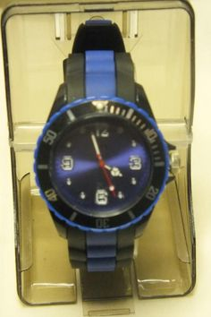 Other Watches - Honey Unisex Silicone Watches Black Blue Waterproof Men Quartz Analog Wrist Watch for sale in Nelspruit (ID:201145451)