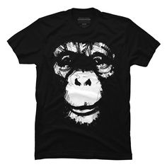 Everything's More Fun With Monkeys! Men's T-Shirt