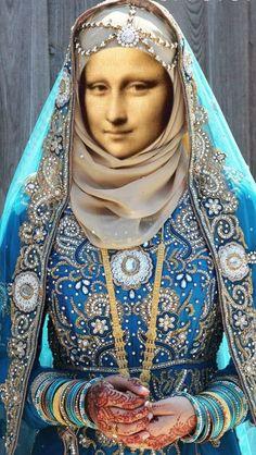 Mona antigua