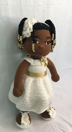 Pink Crochet Clothes Pattern for Amigurumi Dolls – Milena and Amelia (PDF in English + Video) – BuzzTMZ Crochet Dolls Free Patterns, Crochet Doll Pattern, Doll Patterns, Pattern Ideas, Crochet Teddy, Love Crochet, Crochet Baby, Crochet Crafts, Crochet Toys