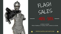 LAST FLASH SALES before SUMMER!!!! Don't miss it!!!