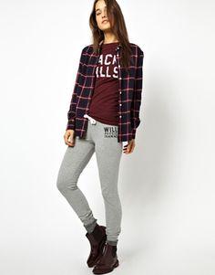 Shop Jack Wills Skinny Sweat Pants at ASOS. Street Clothes, Street Outfit, Jack Wills, Skinny Sweats, Sweatpants Style, Sweat Pants, School Outfits, Birthday Ideas, Fashion Online
