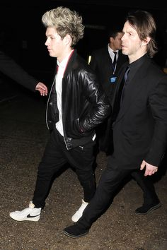 Niall at the BRIT Awards 2013 Sony after party on 21 February 2013, HQ