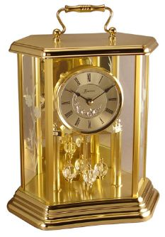 Carriage Six Sided Anniversary Clock | Loricron