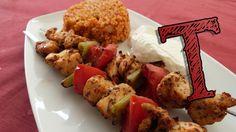 Chicken Kebab Recipe | How to make Kebab | Shish Kebab Recipe