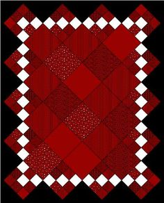 Nine Patch Inspiration - Quilting Tutorial from ConnectingThreads.com