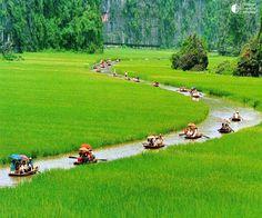 Национальный парк Там Кок - Путешествуем вместе