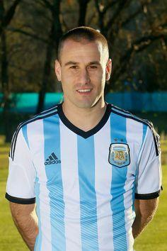 Jugadores de la selección Argentina Mundial Brasil 2014 - Rodrigo Palacio