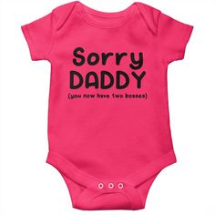 Excellent baby arrival info are offered on our internet site. look at this and you wont be sorry you did. Baby Outfits, Funny Babies, Cute Babies, Cute Onesies For Babies, Baby Tritte, Daddys Girl Baby, Funny Baby Girl Onesies, Baby Girl Stuff, Cute Baby Stuff