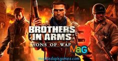 Brothers In Arms 3 Mod Apk v1.4.4c (Unlimited Money/Offline) + Data File Hack