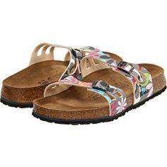 Birki's--love Birkenstock sandals!!