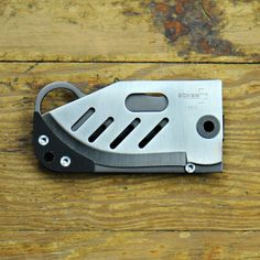 Credit Card Knife #Tech
