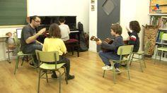 L'Escola Municipal de Música de Sitges aposta per l'aprenentatge basat e...
