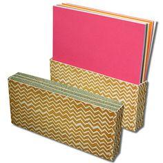 Bits of Paper: 12x12 Paper Storage Unit