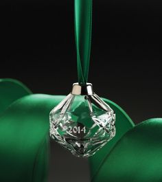 Cashs Celtic Snowflake Ball Ornament 2014