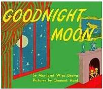 A classic! Harper Collins Goodnight Moon as a board book