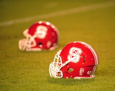 Order Picture: NC State Helmets at Carter-Finley Stadium