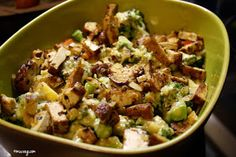 muc.veg: Rustikaler Kartoffelauflauf