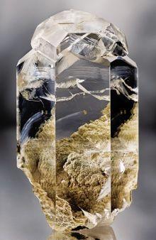 Calcite...a hidden landscape all its own.
