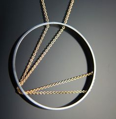 inner circle necklace $172