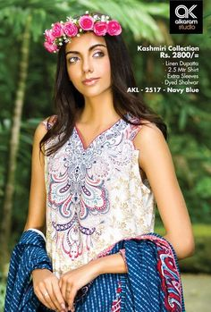Formal Wear Suits For Girls By Alkaram From 2014 & 2015 Brand Collection, Winter Collection, Pakistani Street Style, Pakistan Fashion, Pakistani Designers, Famous Brands, Formal Wear, Dress Brands, Casual Dresses