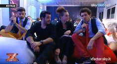 Giovedì 23 ottobre su Sky Uno è andata in onda la prima puntata di X Factor Italia e a seguire Xtra Factor. Una sorpresa: i due TWIX Italia Reporters Federico Clapis e Leonardo Decarli vestono #ATPCO! #XF8 #XTRA8