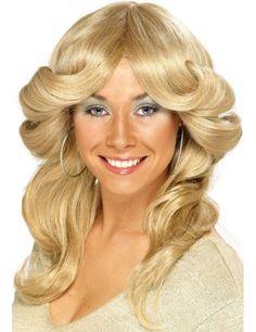 Flick Blonde Pruik? Die vind je bij Feestkleding 365! http://www.feestkleding365.nl/flick-blonde-pruik/