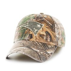 32ba3b0896e New England  Patriots  47 Brand Realtree Franchise Fitted Cap   Hat Size  Medium from