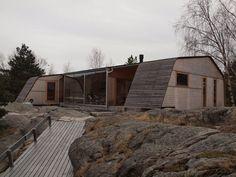 Gallery of Summer house Grøgaard and Slaattelid / Knut Hjeltnes - 3